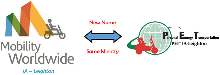 New Name Same Ministry