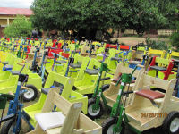 Carts before Distribution