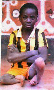 Zambia boy