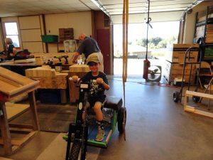 Cart testing